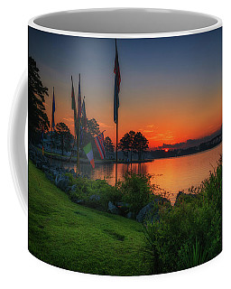 Sunrise On The Neuse 2 Coffee Mug