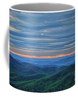 Sunrise On The Parkway Coffee Mug