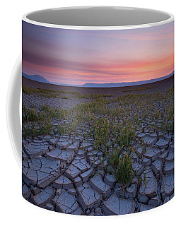 Sunrise On The Playa Coffee Mug