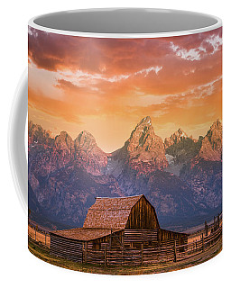 Sunrise On The Ranch Coffee Mug
