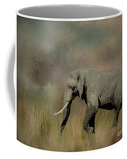 Sunrise On The Savannah Coffee Mug