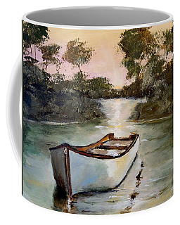 Sunrise On The Shallows Coffee Mug