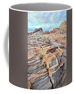 Sunrise On Valley Of Fire Coffee Mug