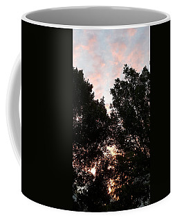 Coffee Mug featuring the photograph Sunrise Or Sunset 2 by Rob Hans