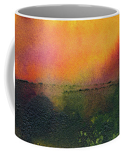 Sunrise Over A Marsh Coffee Mug