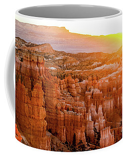Sunrise Over Bryce Canyon Coffee Mug