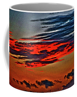 Sunrise Over Daytona Beach Coffee Mug