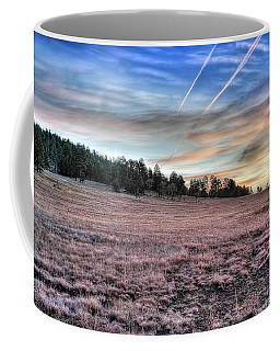 Sunrise Over Ft. Apache Coffee Mug