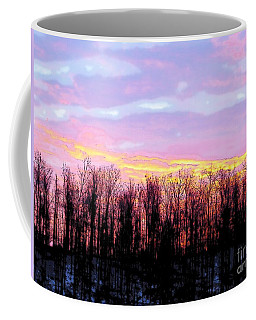 Sunrise Over Lake Coffee Mug by Craig Walters