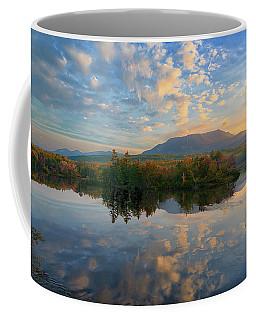Sunrise Over Mt. Katahdin Coffee Mug