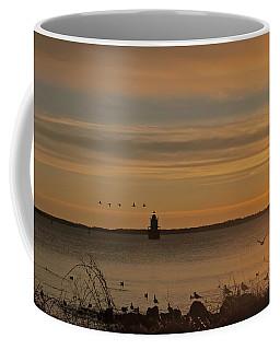 Sunrise Over New Bedford Coffee Mug