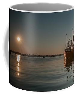 Sunrise Over New Bedford, Coffee Mug