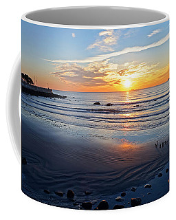 Sunrise Over Red Rock Park Lynn Shore Drive Coffee Mug