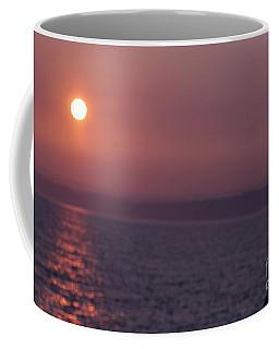 Sunrise Over St Ives Coffee Mug