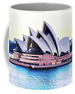 Sunrise Over Sydney Opera House Coffee Mug