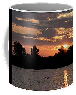 Sunrise Over The Braden River Coffee Mug