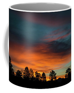 Coffee Mug featuring the photograph Sunrise Over The Southern San Juans by Jason Coward