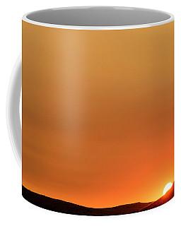 Sunrise Over The Umtanum Ridge Coffee Mug