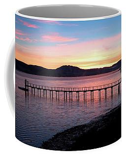 Sunrise Over Tomales Bay Coffee Mug