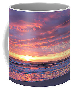 Coffee Mug featuring the photograph Sunrise Pinks by LeeAnn Kendall