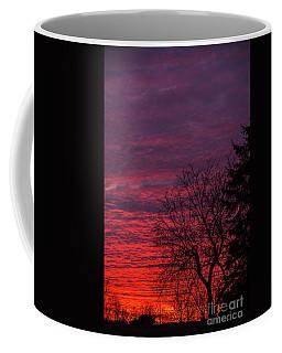 Sunrise Portrait Coffee Mug