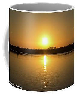 Sunrise Refection Coffee Mug by Nance Larson