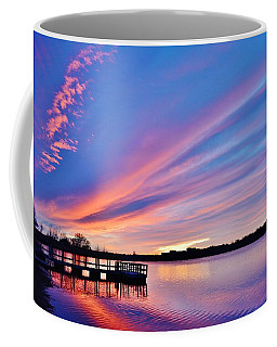 Sunrise Reflecting Coffee Mug
