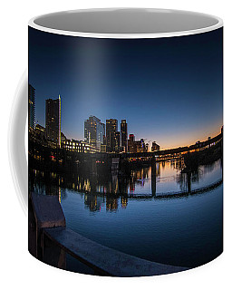 Sunrise Reflections Coffee Mug