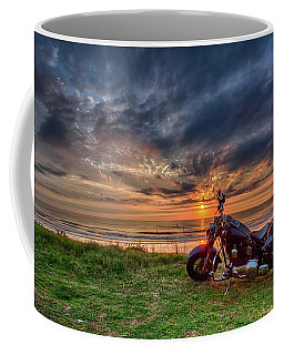 Sunrise Ride Coffee Mug