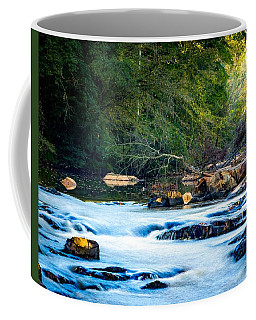 Sunrise River Coffee Mug
