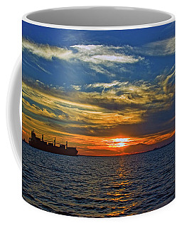 Sunrise Sail Coffee Mug