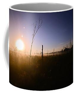 Sunrise Savannah Georgia Usa Coffee Mug by Elaine Manley