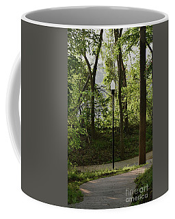 Coffee Mug featuring the photograph Sunrise Service by Skip Willits
