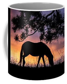 Sunrise Silhouette Coffee Mug