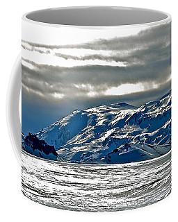 Sunrise Snow Coffee Mug