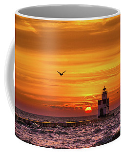 Sunrise Solo Coffee Mug