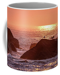 Sunrise, South Shore Coffee Mug
