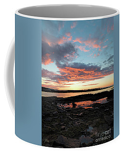 Sunrise, Southwest Harbor, Maine  #40161 Coffee Mug
