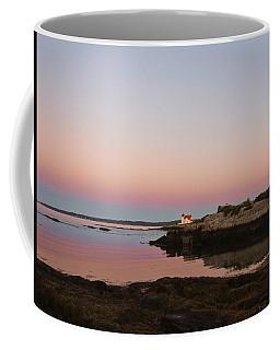 Sunrise Spillover Coffee Mug