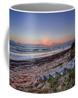 Sunrise Stairs Coffee Mug
