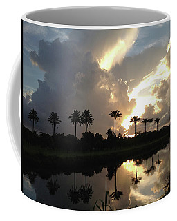 Sunrise Storm Coffee Mug