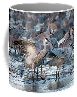 Sunrise Stretch Coffee Mug