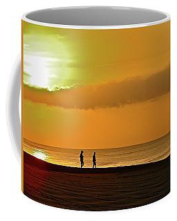 Sunrise Stroll Coffee Mug