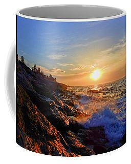 Sunrise Surf Coffee Mug