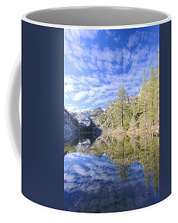 Coffee Mug featuring the photograph Sunrise Surprise by Sean Sarsfield
