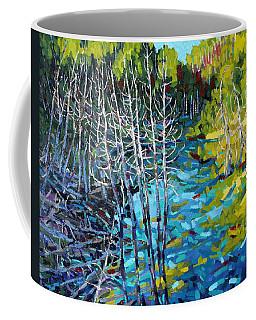 Sunrise Swamp Coffee Mug