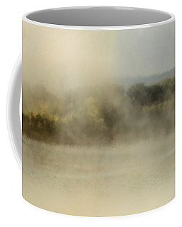 Sunrise Through The Fog Coffee Mug