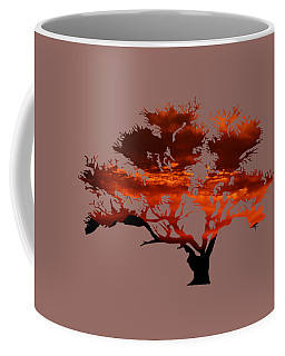 Sunrise Tree 2 Coffee Mug