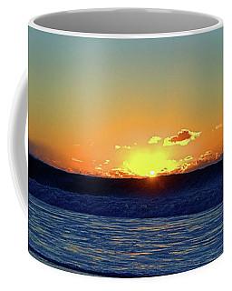 Sunrise Wave I I I Coffee Mug