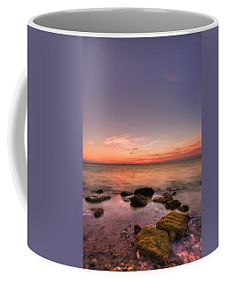 Sunrise Wisp Coffee Mug
